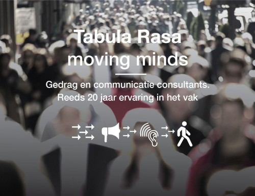 Tabula Rasa – Re-branding traject